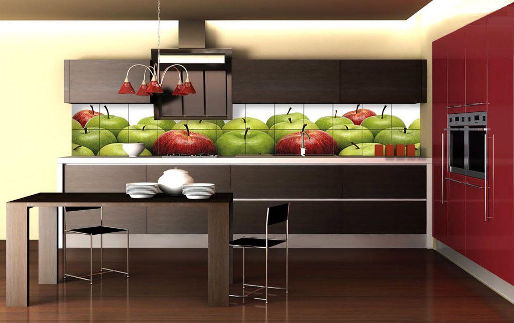 «Милана» (10) модерн, угловая, коричневый, красный