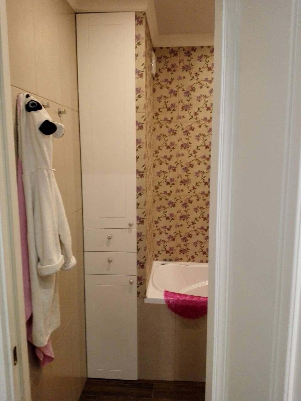 Тумба в ванную из МДФ RAL9001