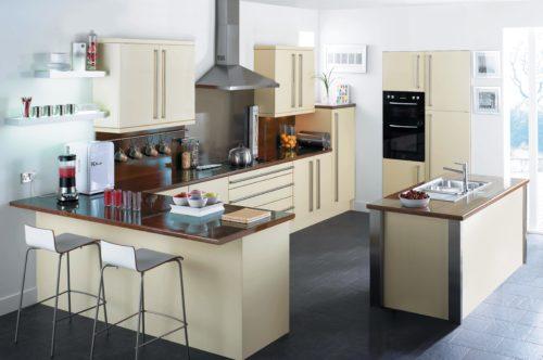 Современные идеи и оборудование для кухни