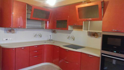 Купить кухню в Москве - Модель Злата